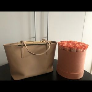 Ted Baker Cream Tote